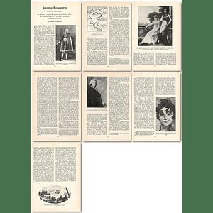 1964 Jerome Bonaparte, King Of Westphalia - Article