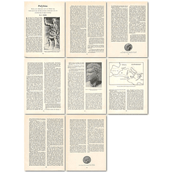 1963 Polybius, Historian Of The Mediterranean World , Article