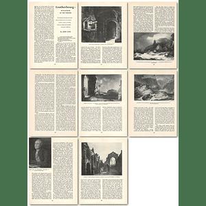 1963 Loutherbourg, Alsatian Landscape Artist , Article
