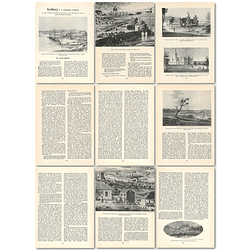 1963 The Colonial Capital, Sydney , Article
