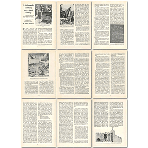 1963 A 15th Century Merchant Family, The Cely Papers , Article