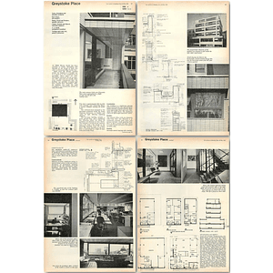 1962 Greystoke Place, Yorke Rosenberg Mardall