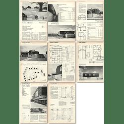 1962 New Housing Development In Basildon, Knowle Scheme