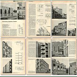 1962 New Housing Development Avenham Preston