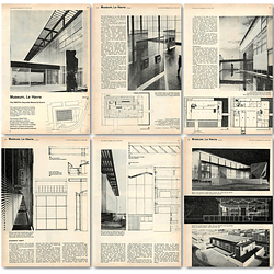 1962 The Museum And House Of Culture Of Le Havre