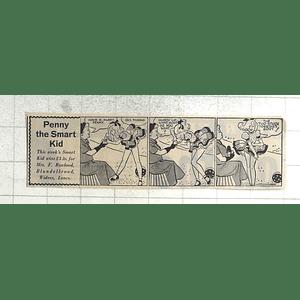 1950 Mrs F Rowland, Blundell Road, Widnes, Winner Penny The Smart Kid