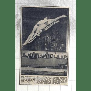 1950 Highgate Diving Club, 21st Birthday Celebration