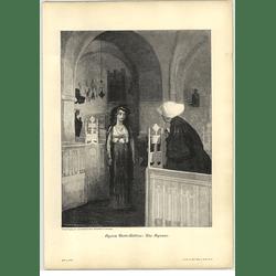 1902 Agnes Stott-muller ~ St Agnes Artwork