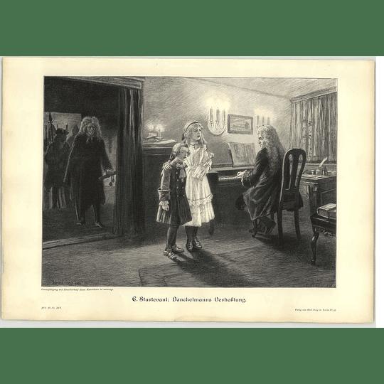 1902 E Sturtevant ~ Danckelmann's Behavior Artwork