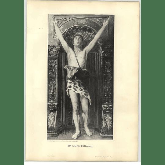 1902 W Peters ~ Hope Artwork