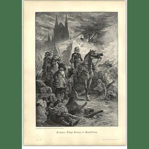 1902 E Klein ~ Tilly's Move In Magdeburg Artwork