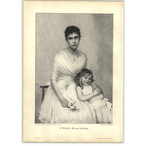 1902 C Froschl ~ Mamas Favorite Artwork