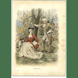 1902 St Rejchan ~ Rest Artwork