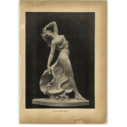 1902 E Seger ~ Dancing Maenad Artwork