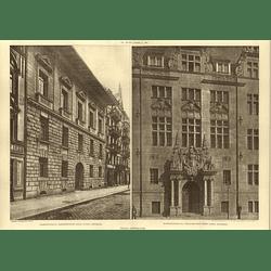 1907 Berlin Architecture Emdenerstrasse, Stralauer-platx