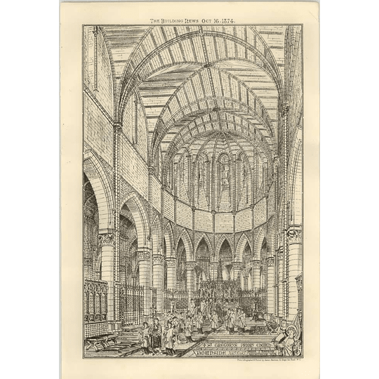 1874 St Gregory's Priory Church, Downside