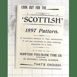 1897 Scottish Pneumatic Tyre Company Bothwell Circus Glasgow