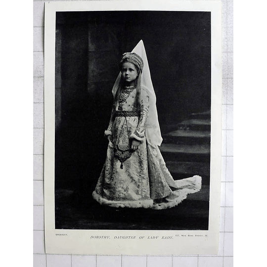 1905 Dorothy, Daughter Of Lady Edy,