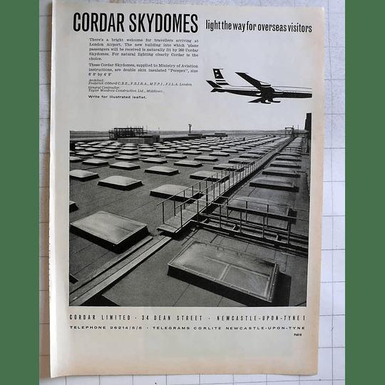 1962 Cordar Skydome's Dean Street Newcastle