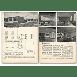 1953 Scunthorpe Staff Hostel, Eastern Region British Railways