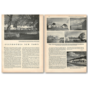 1953 Glenrothes New Town