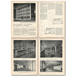 1953 New Extension, City College Of Commerce Liverpool