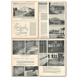 1953 Trembley Park School, Geneva