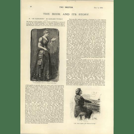 1893 Government House Sydney My Flirtations By Margaret Wynman