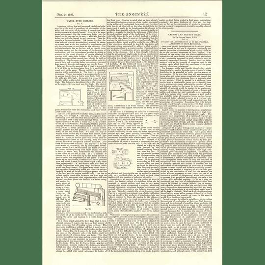 1894 The Heilmann Electric Locomotive 1
