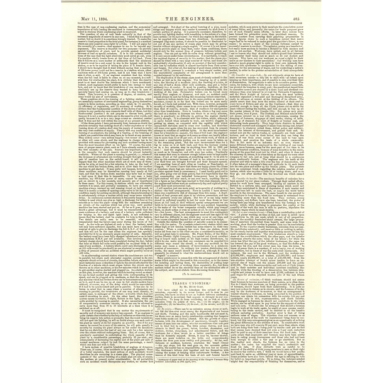 1894 Trade Unionism Mr Hugh Glen Glasgow Foreman Ship Builders Association