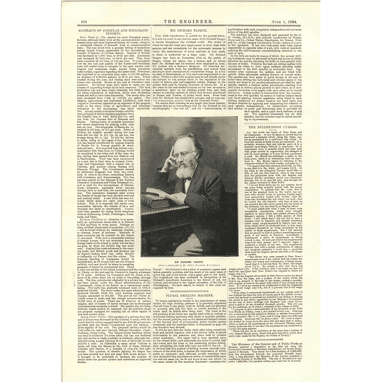 1894 Sir Richard Tangye Bullet-proof Cuirass
