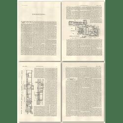 1927 The Heating Installation Of University College Hospital, London