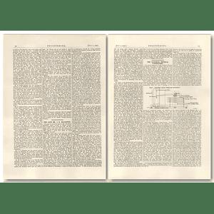 1927 The Late Mr J H Macalpine, Obituary