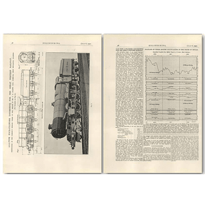 1927 4-6-0 Type Locomotive From Gwr King George V