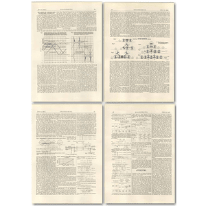 1927 The Design Of Coupling Rods For Electric Locomotive