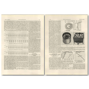 1927 The Protectometer Air Filter Vokes London
