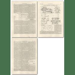 1927 Reducing And Reversing Gear, Stothert Pitt, Bath