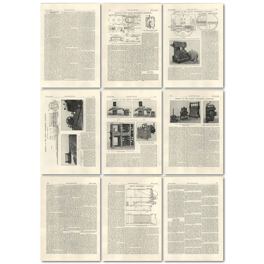 1927 The Cardiff Engineering Exhibition Part 1