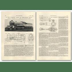 1927 4-4-0 Type Locomotive Lner, 234