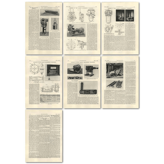 1927 The Cardiff Engineering Exhibition Part 2