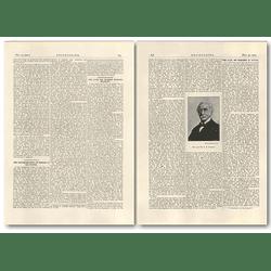 1927 The Late Mr Robert Burton Buckley