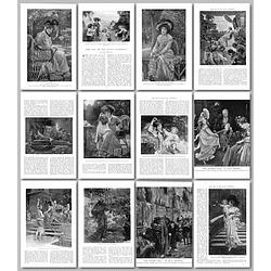 The Wonderful Art of Mr Isaac Snowman 1903 Article