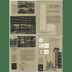 1957 Union Carbide Builds Park Avenue's Tallest Skyscraper