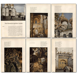 1957 Architect Noverre Musson Snapshots Of The Kremlin