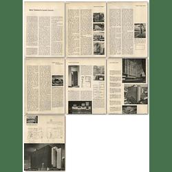 1957 William Taylor, New York Hotel Boom