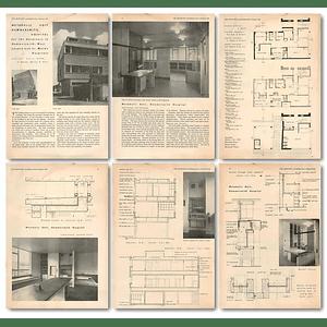 1955 Metabolic Unit, Hammersmith Hospital
