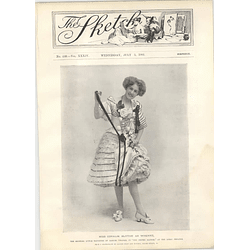 1901 Ms Coralie Blythe As Wrenne Silver Slipper Lyric Theatre