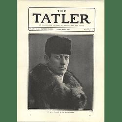 1902 Mr Lewis Waller In His Motor Dress