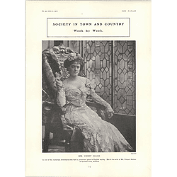 1902 Mrs Vincent Holden Mrs Robert Beresford Lord Ingestre