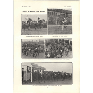 1902 Grand National And Lincoln Handicap Fc Phillips Story